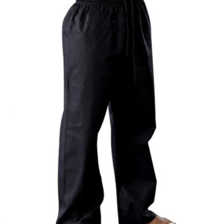 black-karate-trousers