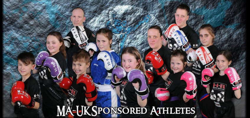 Introducing the M-A-UK Sponsored Athletes