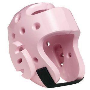 Pink Semi Contact dipped foam head guard