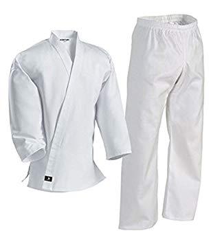 White Karate Suit