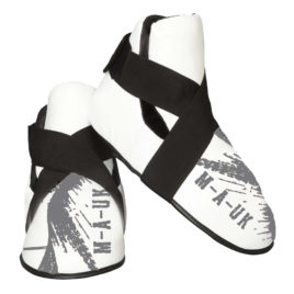 Sparring Feet Pads – White and Grey