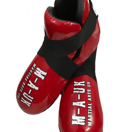 MA UK PU Shin Red Feet Deluxe